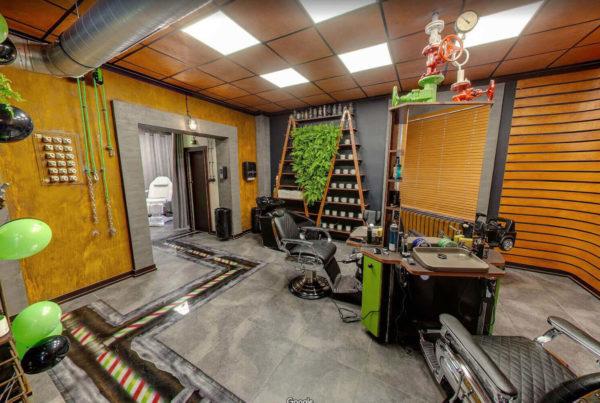 Fajrant Gorlice wirtualny spacer Google Street View