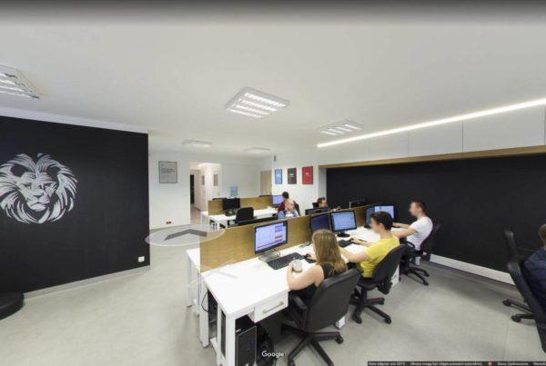Agencja interaktywna Ivision wirtualny spacer Google rekomendowany fotograf Daniel Myhal