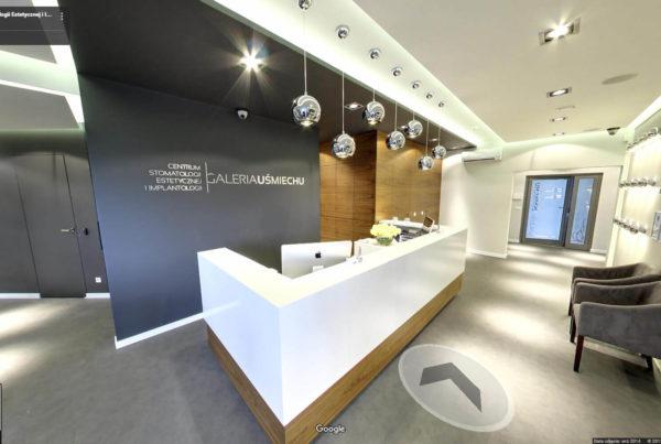 Galeria Uśmiechu – Centrum Stomatologii Estetycznej i Implantologii