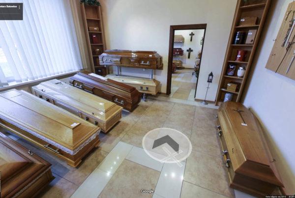 Zakład pogrzebowy PUK – Reduty