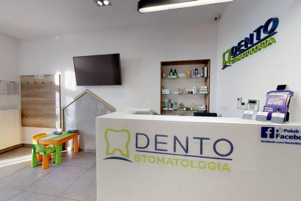 Dento Stomatologia dentysta centrum stomatologiczne Gliwice 9