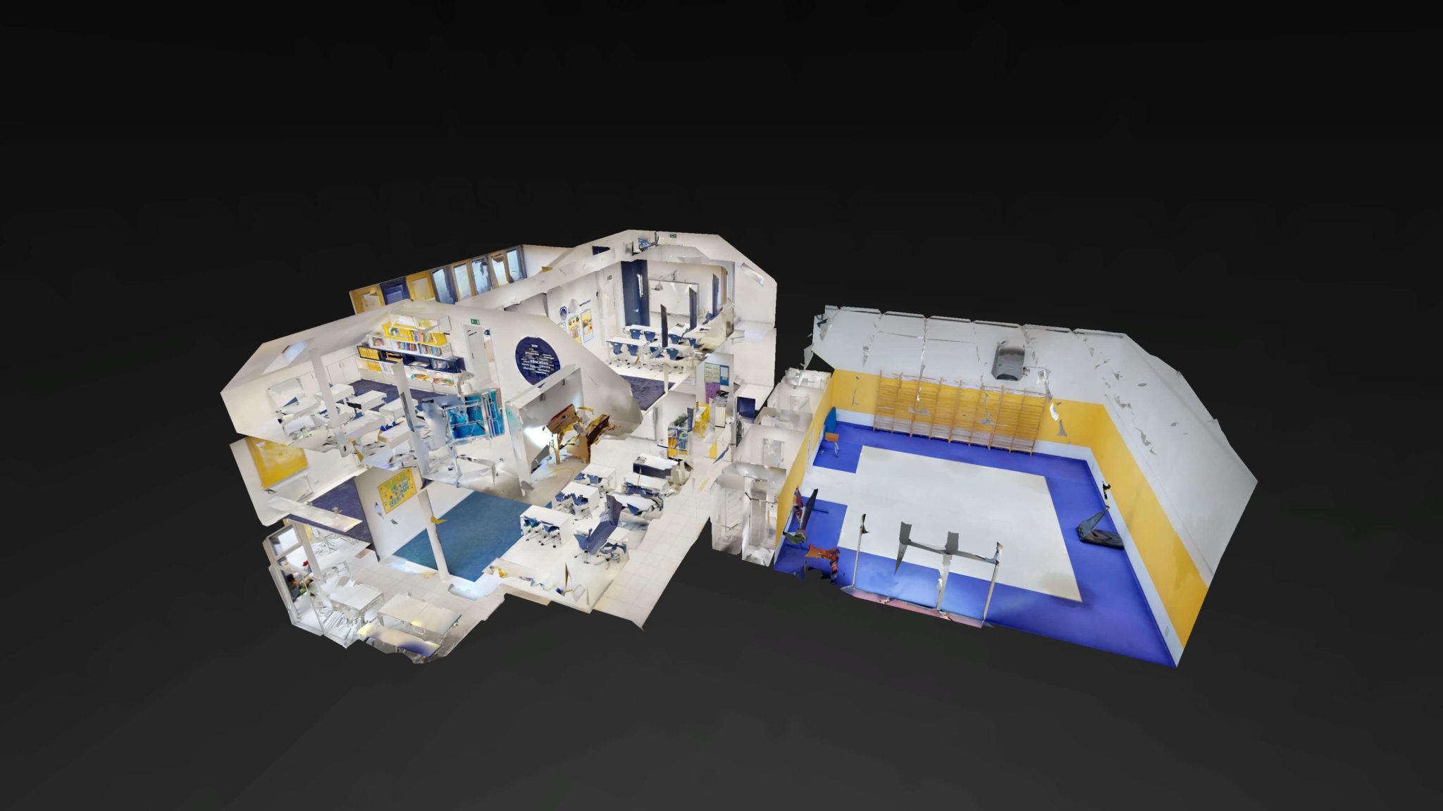 Wnętrza 3D – Zaprezentuj profesjonalnie swoją firmę i przyciągnij do niej klienta!