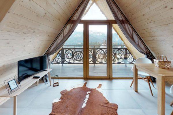 Willa Wojdyowka TatryToppl Bedroom