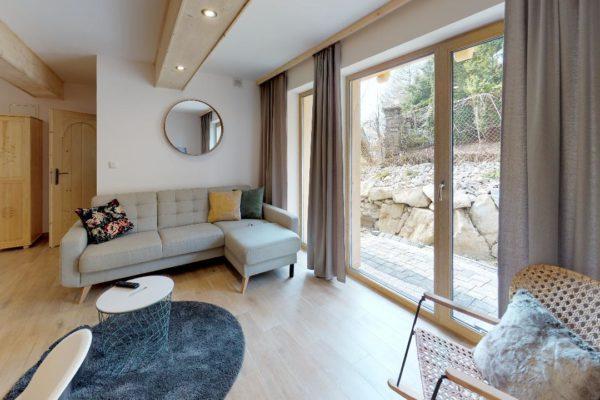 Willa Wojdyowka TatryToppl Living Room