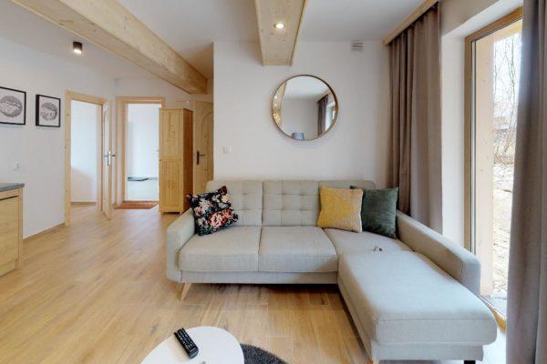 Willa Wojdyowka TatryToppl Living Room1