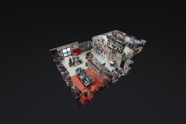 Wirtualny spacer z modelem 3D Multibrand Decofirepl Wyposazenie wnetrz i ogrodow 09262019 090245